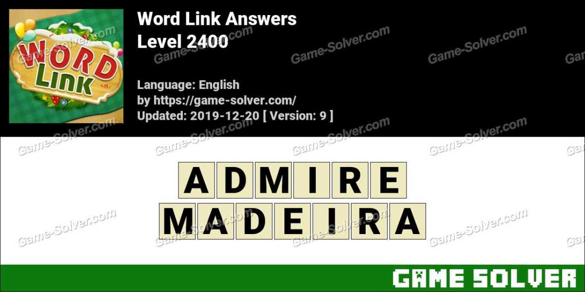 Word Link Level 2400 Answers
