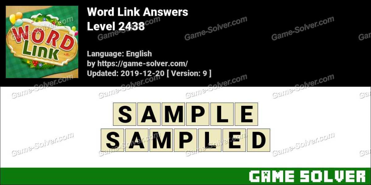 Word Link Level 2438 Answers