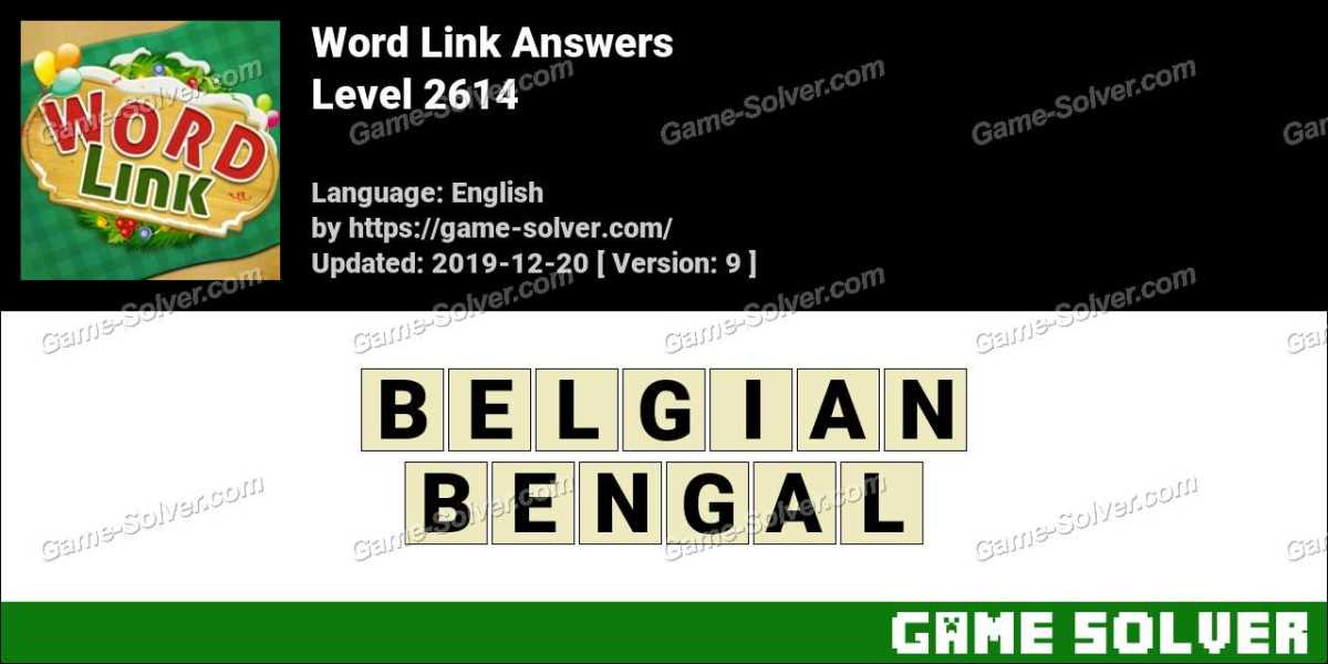 Word Link Level 2614 Answers