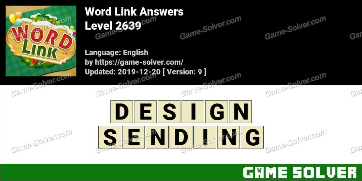 Word Link Level 2639 Answers