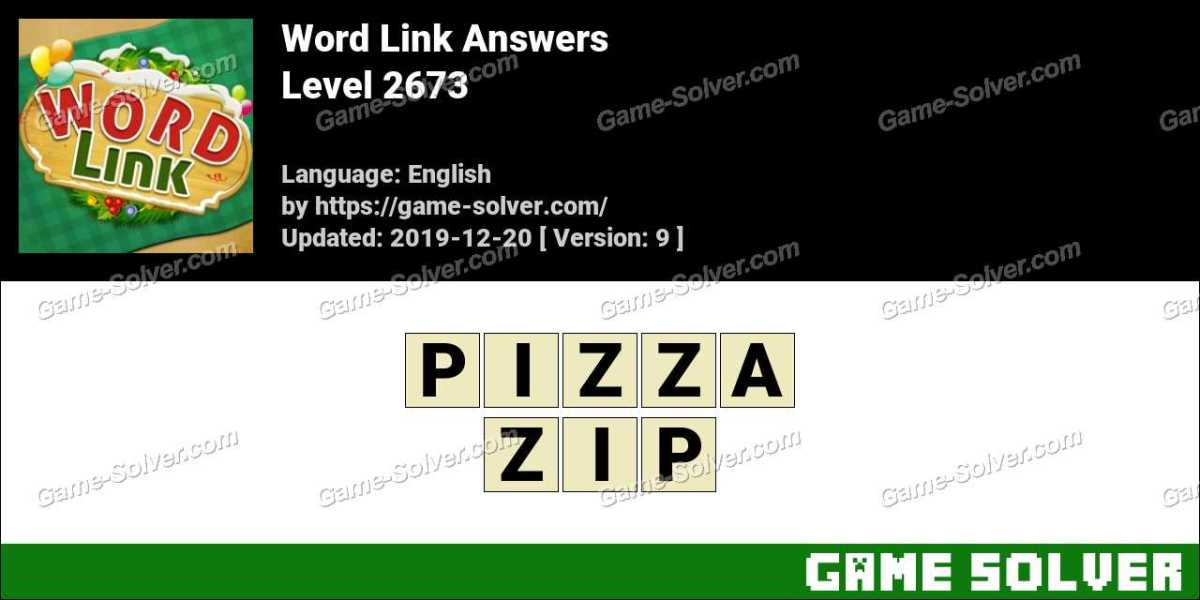 Word Link Level 2673 Answers