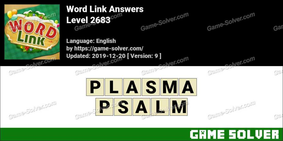 Word Link Level 2683 Answers