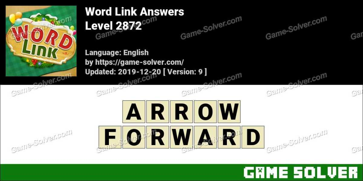 Word Link Level 2872 Answers