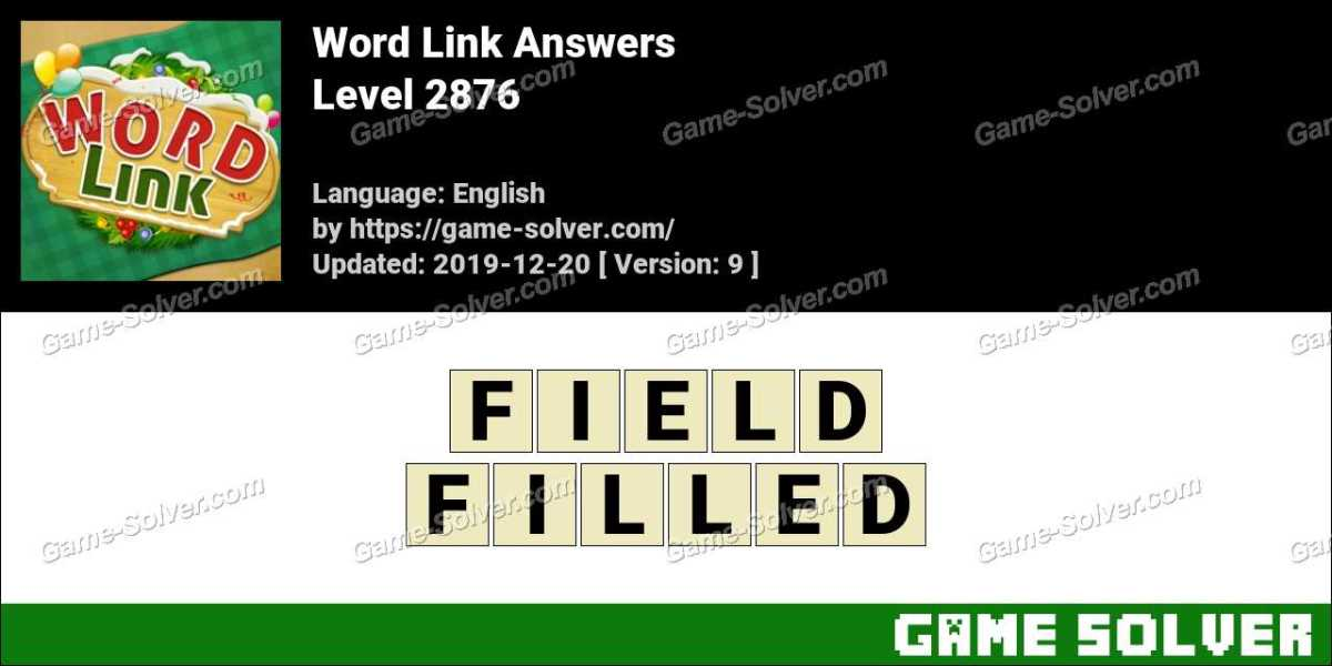 Word Link Level 2876 Answers