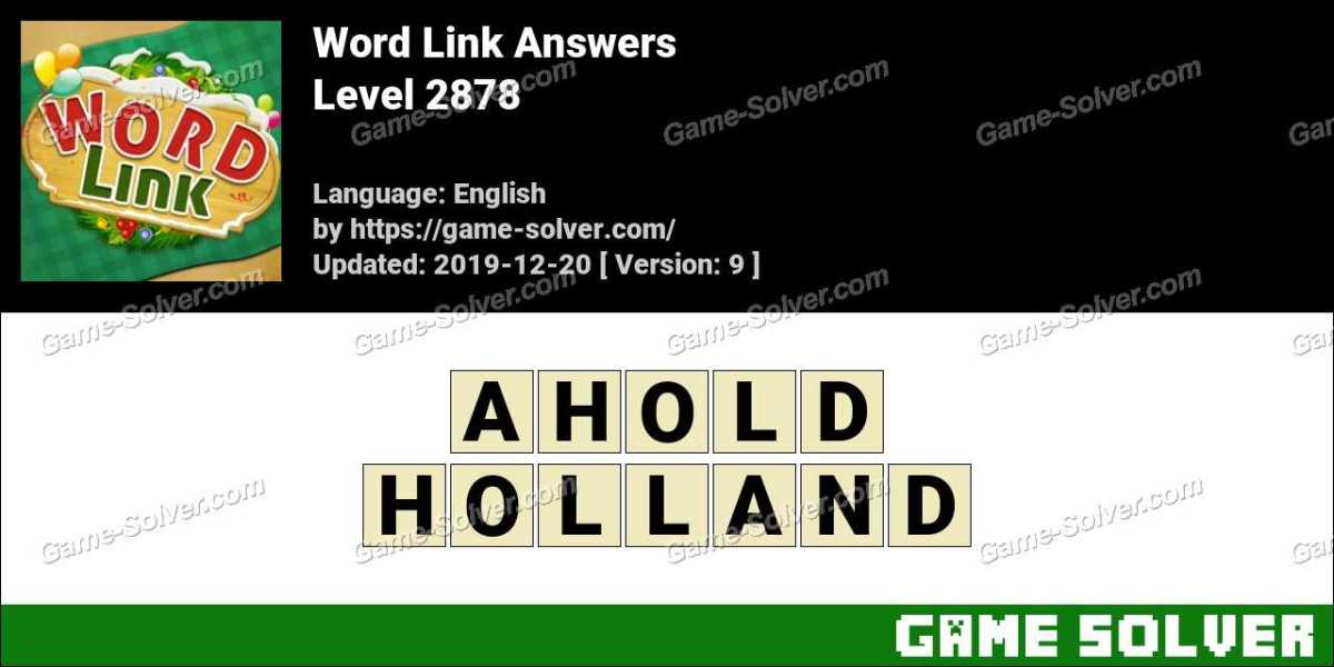 Word Link Level 2878 Answers