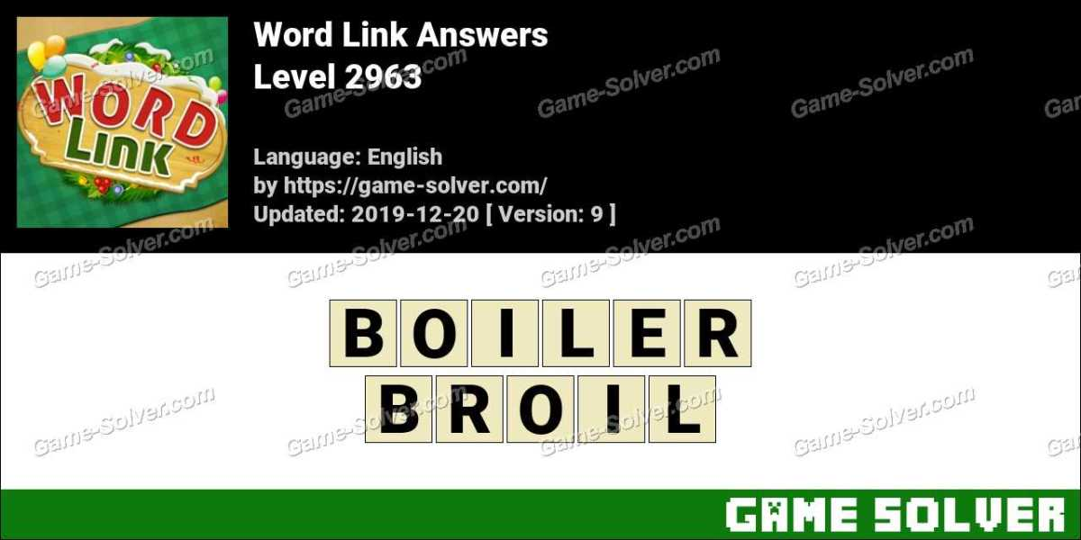 Word Link Level 2963 Answers