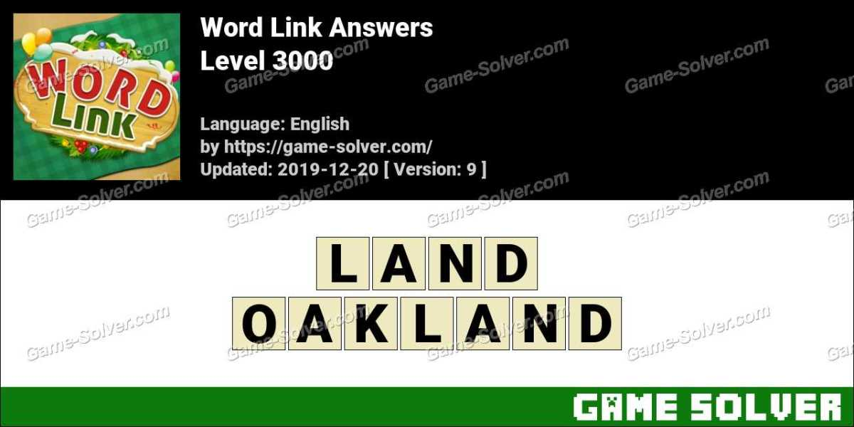 Word Link Level 3000 Answers