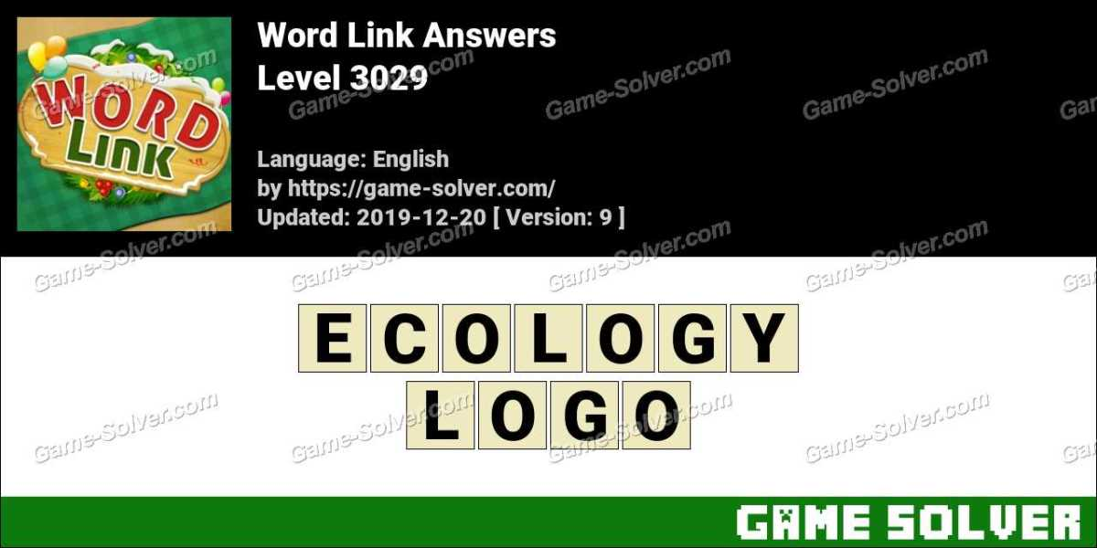 Word Link Level 3029 Answers