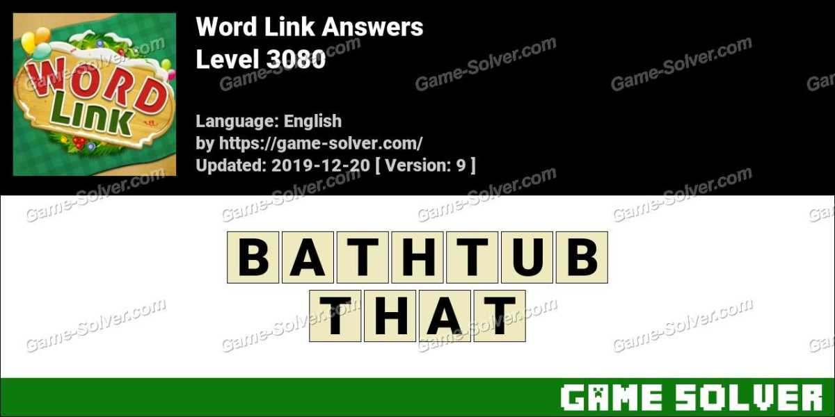 Word Link Level 3080 Answers