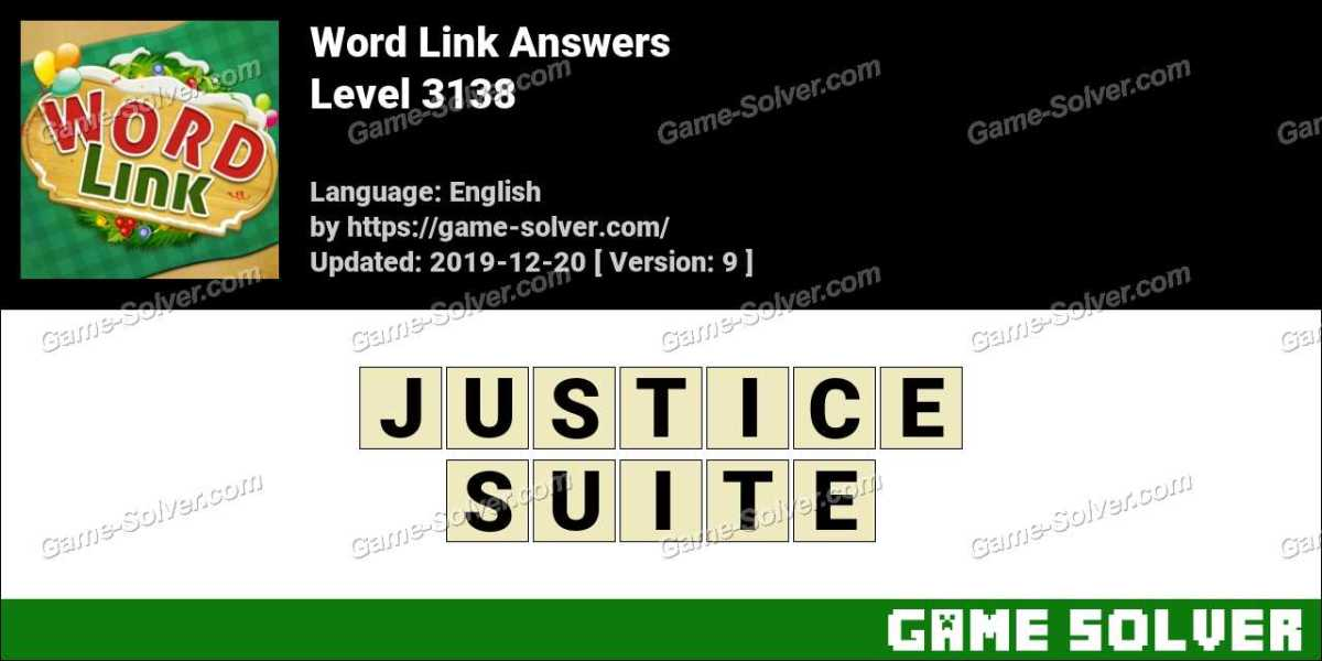 Word Link Level 3138 Answers