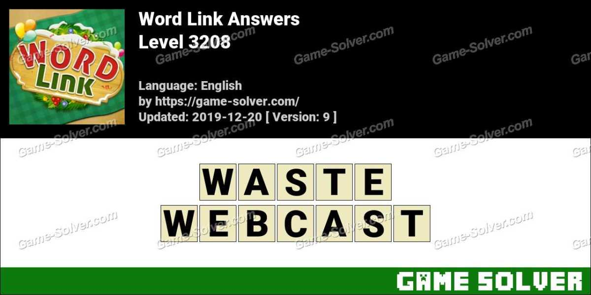 Word Link Level 3208 Answers