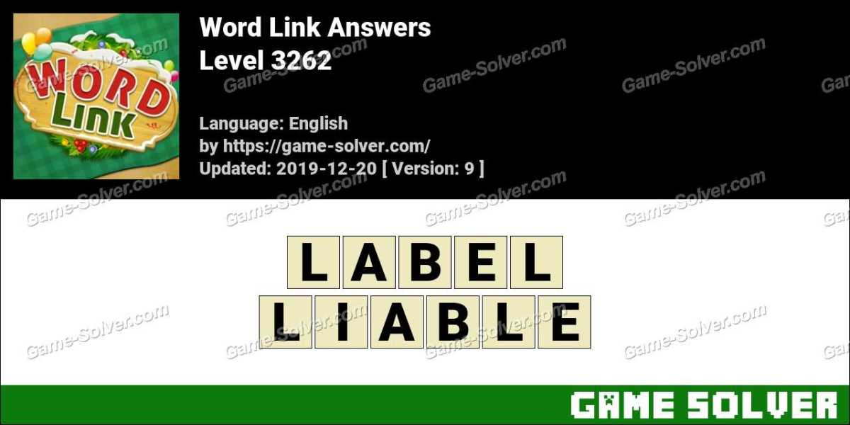 Word Link Level 3262 Answers