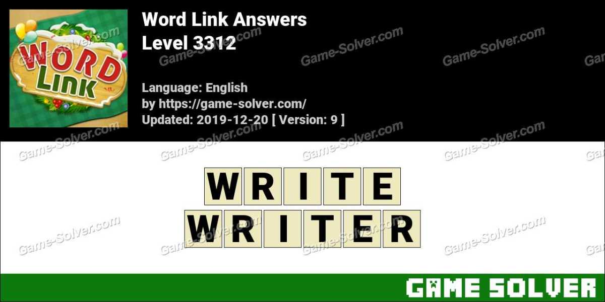 Word Link Level 3312 Answers