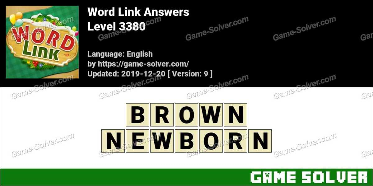 Word Link Level 3380 Answers