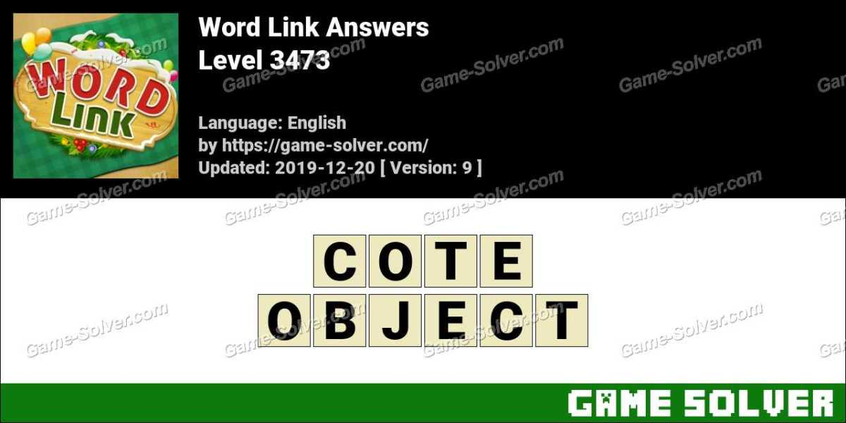 Word Link Level 3473 Answers