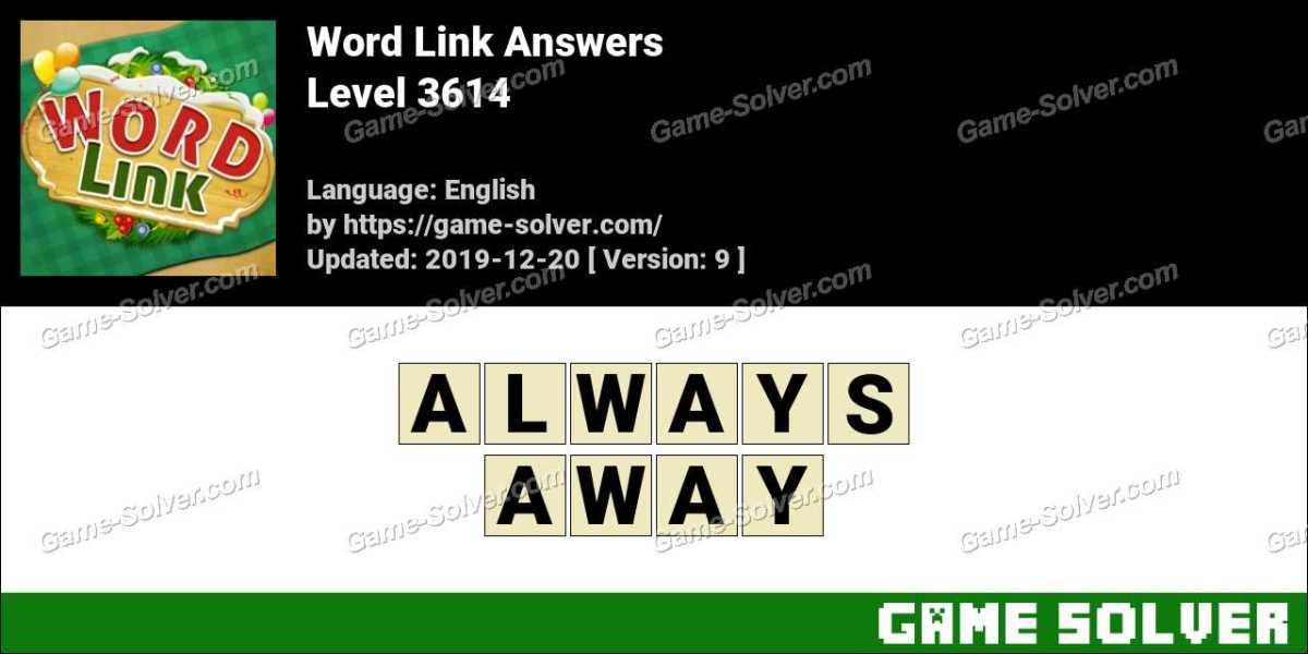 Word Link Level 3614 Answers