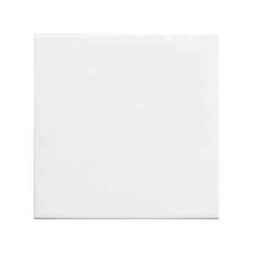 carrelage mural blanc mat 20x20 cm 1 m