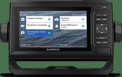 ECHOMAP UHD 65cv with ActiveCaptain screen