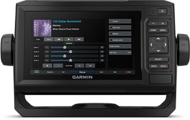 ECHOMAP UHD 65cv with NMEA screen