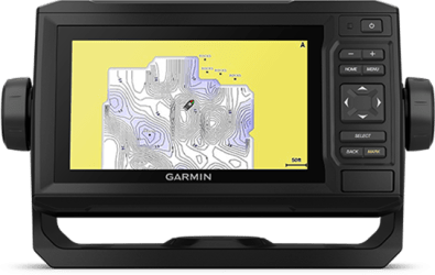 ECHOMAP UHD 65cv with QuickDraw screen