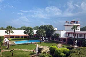 Trident Agra Hotel Image