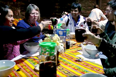 Dinner with Local Peruvian Family Thumbnail