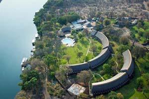 A'Zambezi River Lodge Image