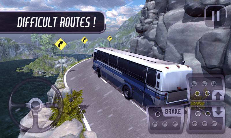 Free Bus Simulator 2016 APK Download For Android GetJar
