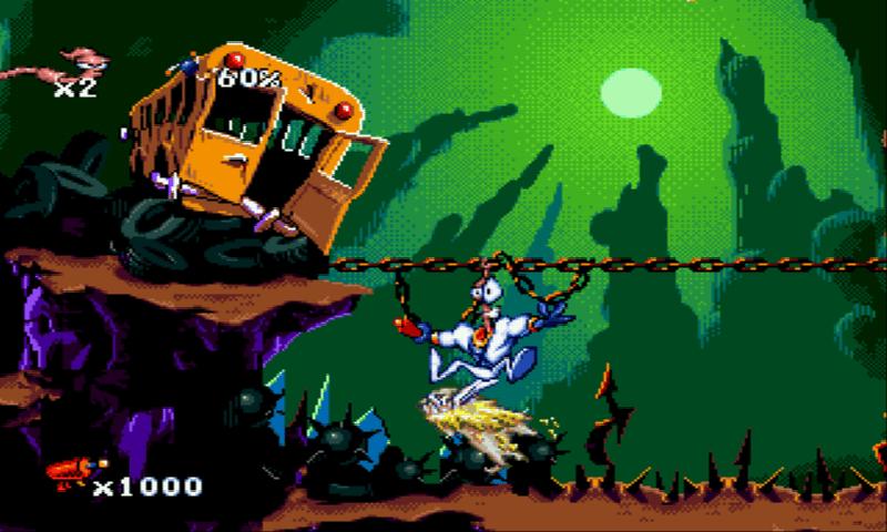 Free Earthworm Jim Sega APK Download For Android GetJar