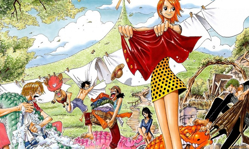 One Piece Wallpapers Best