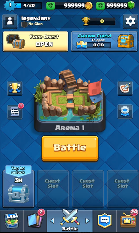 Free Clash Royale Hack Cheats APK Download For Android GetJar