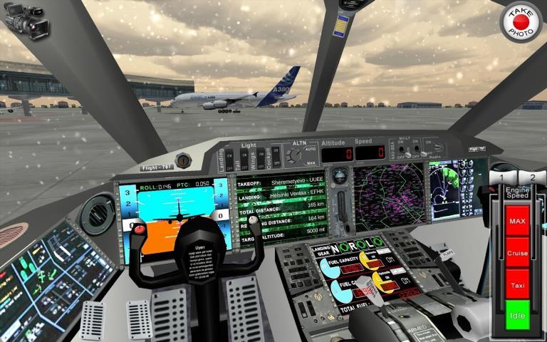 Free Flight 787 Anadolu PRO S Primary APK Download For Android GetJar