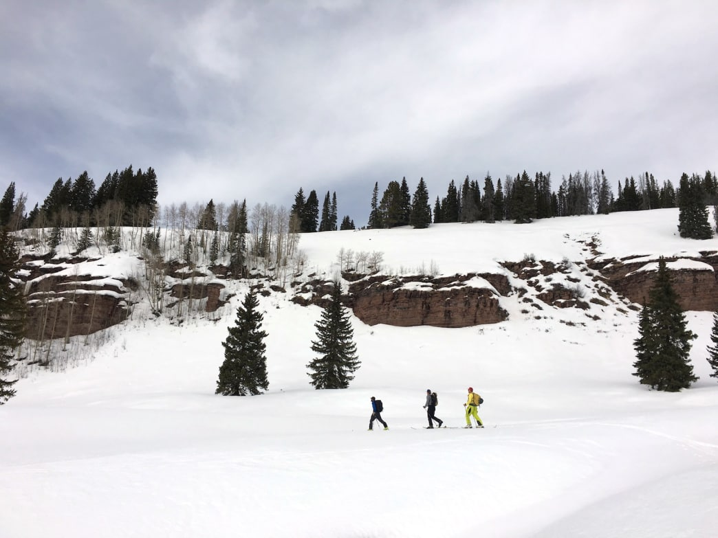 Guided ski club trips by Paragon Guides rotate among various locations, a great way to get familiar with different places.