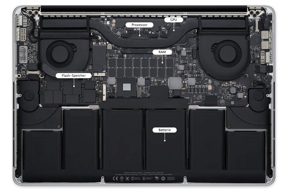 Macbook Air Pro Und Retina 5 Tipps Fur Den Akku