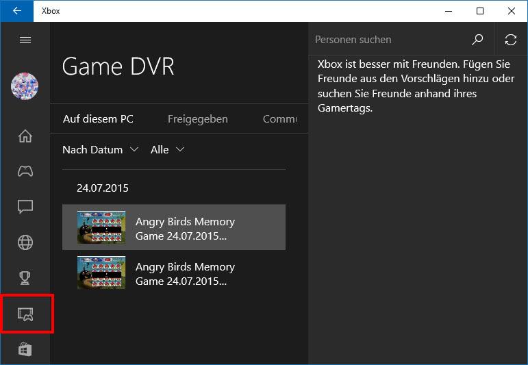 Windows 10 Xbox App Download Und Funktionen