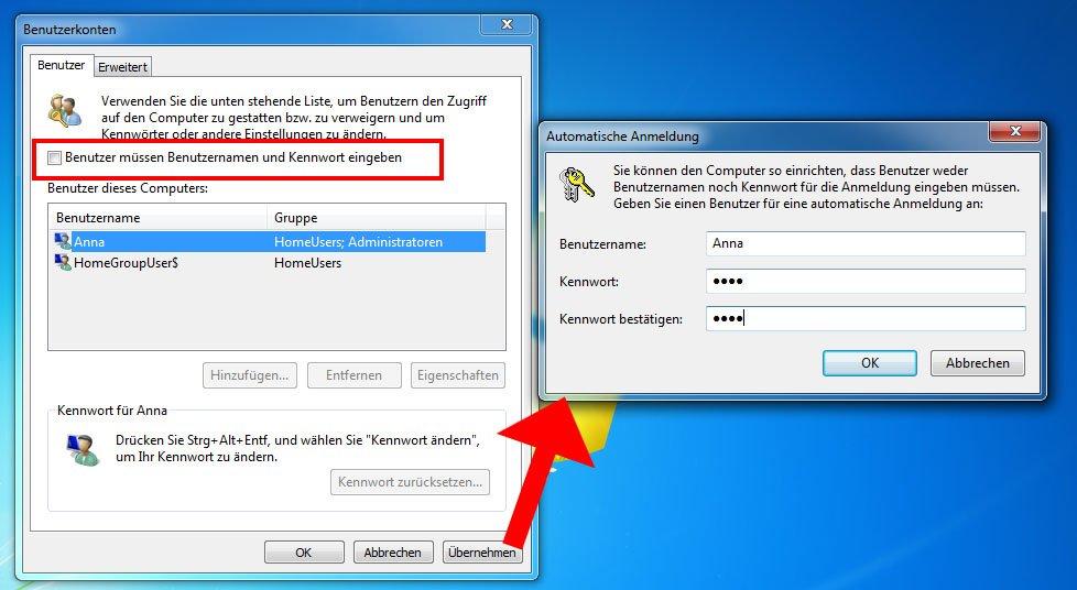 Windows 10 8 Und 7 Ohne Login Passwort Entfernen So Geht S