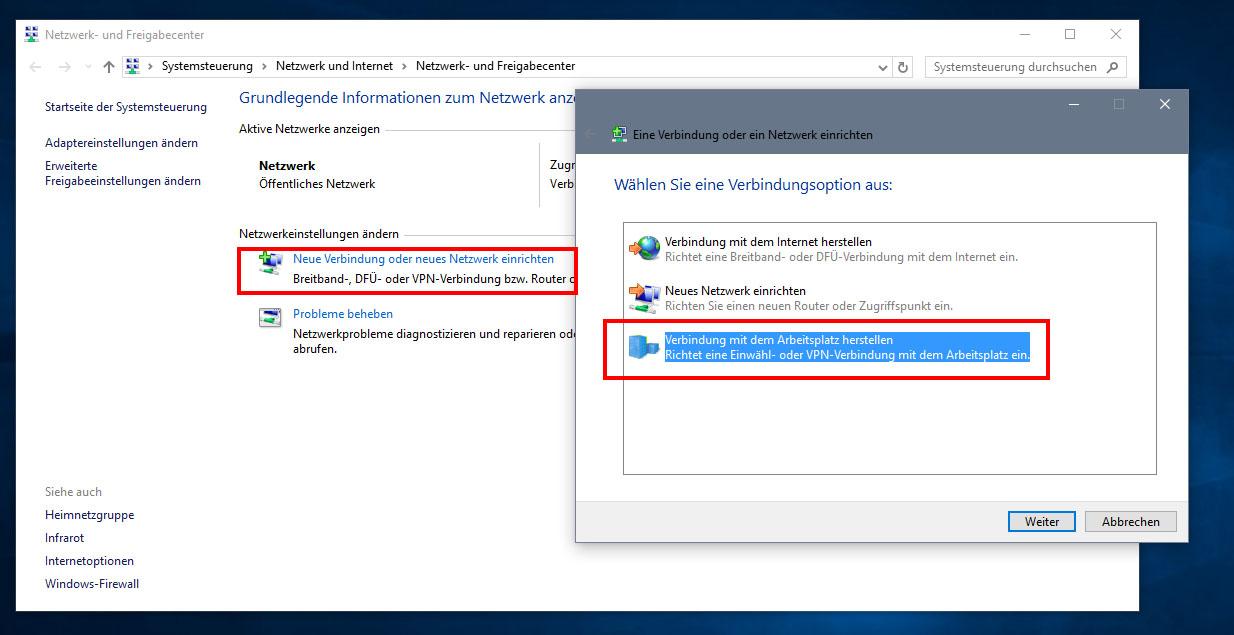 Fritzbox Vpn Verbindung Einrichten Zu Android Windows 10 Anleitung