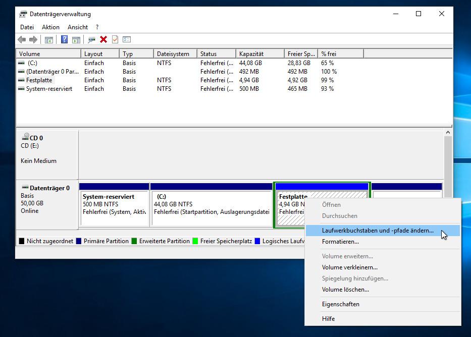 Losung Windows Externe Festplatte Wird Nicht Erkannt