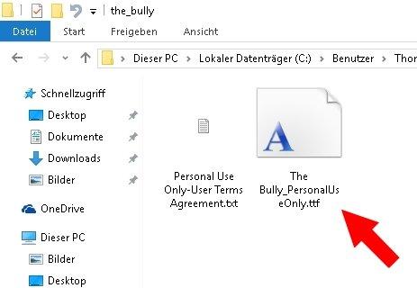 Windows 10 Schriftart Installieren So Geht S