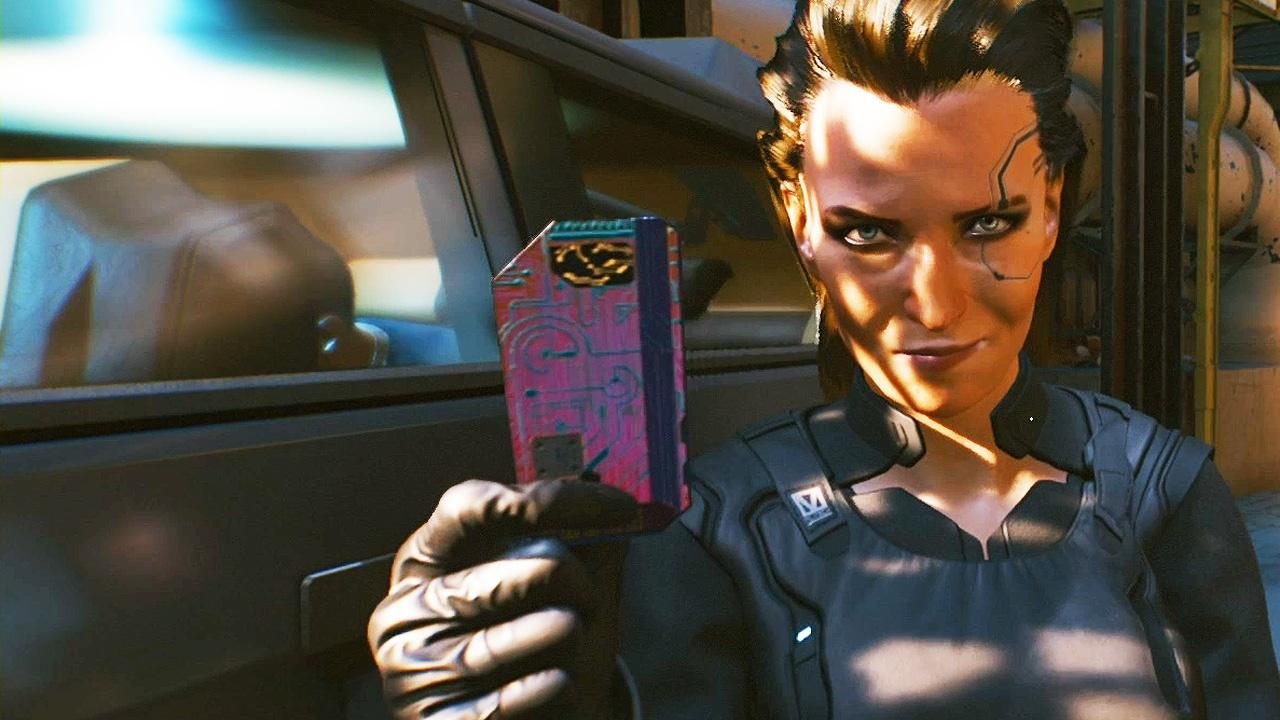 Steam Workshop Cyberpunk 2077 Korean Edition