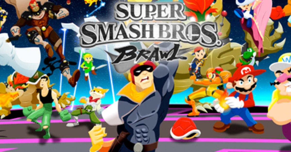 Super Smash Bros Brawl Kostenlos Spielen GIGA