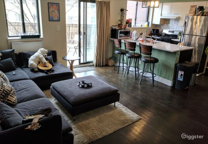 The Apartment Condo Loft Residential Brooklyn Musicians For