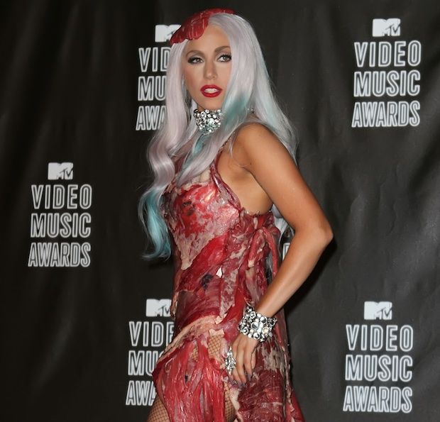 ladygagameat New Entries In The Tasteless Halloween Costumes Race