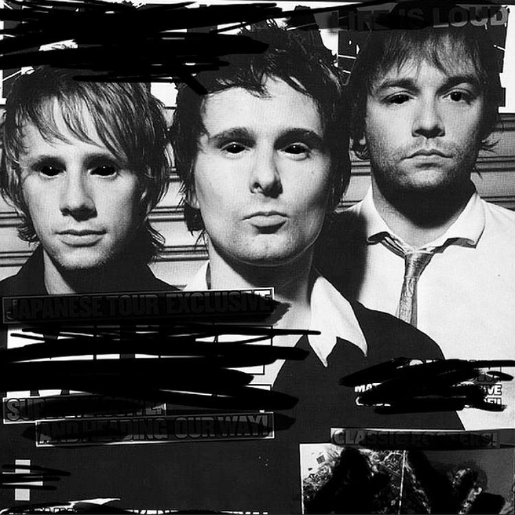 Muse Confirm Drones Album Title With Photos Gigwise