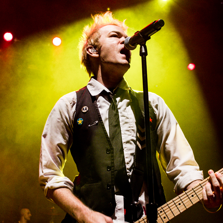 Sum 41 London Kentish Town Forum Kerrang tour review, photos, setlist
