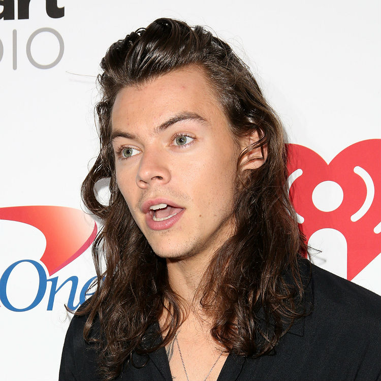 Harry Styles Cut All His Hair Off And The Internet Has