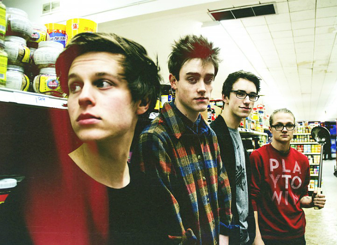 Hippo Campus: Since SXSW the Minneapolis indie-rockers have been on the radar for all the biggest Indie blogs and websites. Their intricate riffs and spritely lyrics will ring especially sweet for any fans of Dutch Uncles, Vampire Weekend or Wu Lyf.