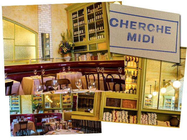 O Cherche Midi, restaurante disputado de Nova York ||Créditos: Glamurama/Divulgação