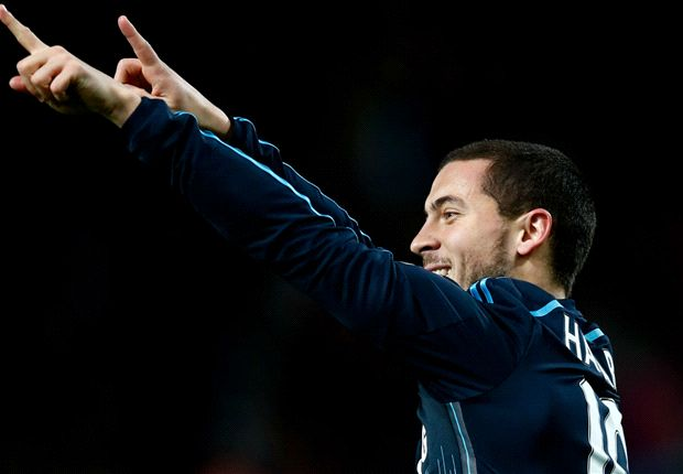 West Ham 0-1 Chelsea: Hazard makes the difference as Blues march on