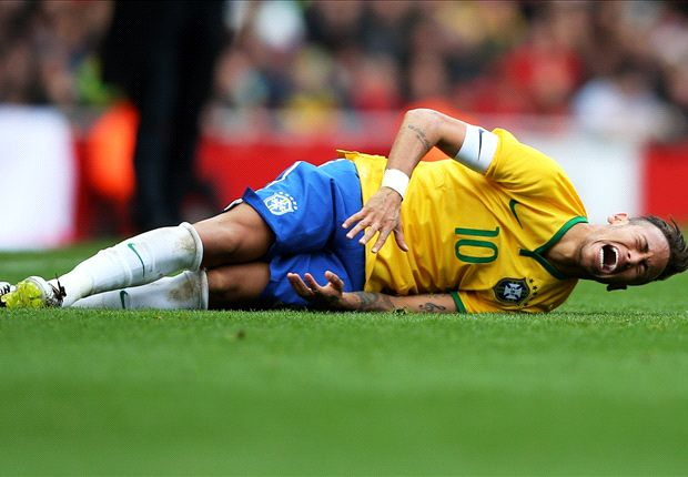 It's football, not UFC - Neymar angered by rough treatment